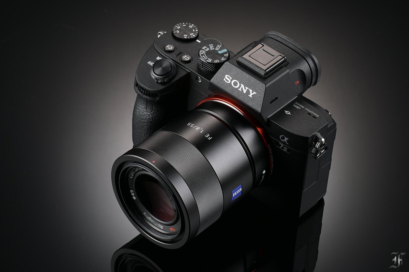 Sony Fe 55mm F18 Za Sel55f18z Sonnar T Sel 55