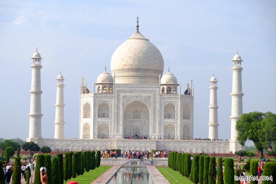 泰姬瑪哈陵Taj Mahal 超詳細遊記,印度必去的世界遺產- 巷子裡的生活